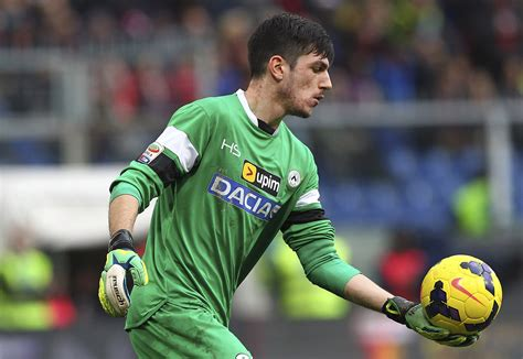 scuffet portiere udinese arsenal transfer news arsenal eye summer transfer for