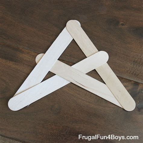 stick bombs an adventure in engineering activities for how to build popsicle stick bombs frugal fun for boys