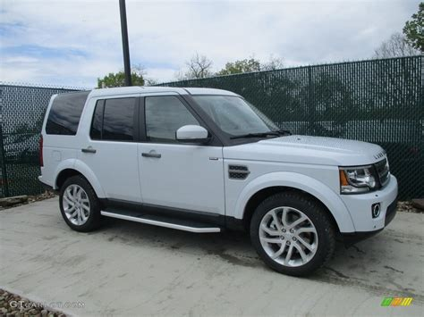 land rover lr4 white 2016 fuji white land rover lr4 hse 112893671 photo 5