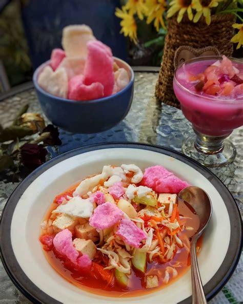 salad khas indonesia  wisata kuliner sehat