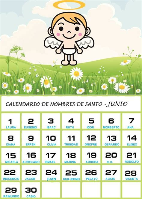 Calendario Santoral 2015 File Name Calendario Junio2 Jpg Resolution 600 X 840