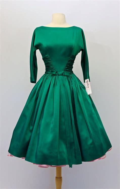 Best 25  1950s party dresses ideas on Pinterest   Vintage party dresses, Vintage 1950s dresses