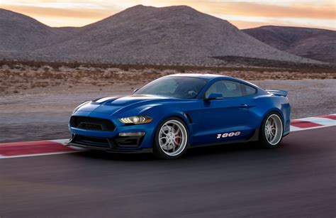 shelby mustang cobra 1 000 horsepower shelby mustang debuts at 2017 sema show