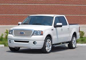 2008 Ford F150 2008 Ford F 150 Lariat Limited Photo 2 523