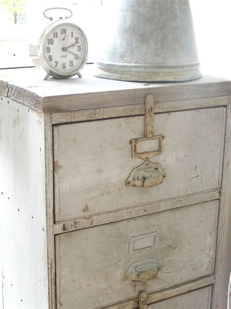 shabby chic media cabinet wooden file cabinet