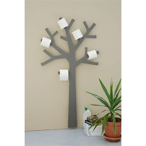 Bathrooms Decoration Ideas deco wc design arbre 224 papier toilette par presse citron