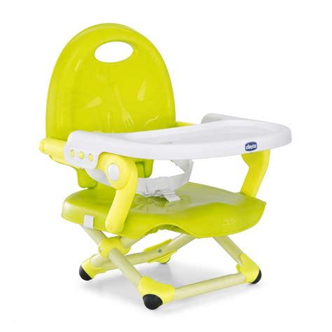 Chicco Pocket Snack Seat chicco pocketsnack booster seat lime pupsik singapore