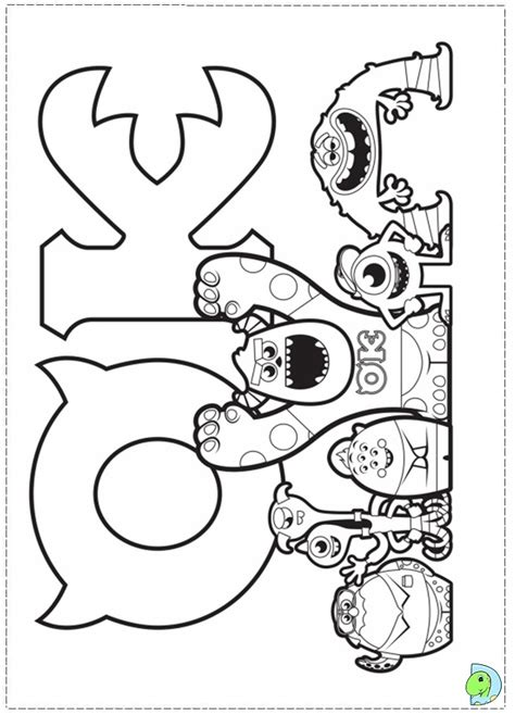 coloring pages monster university monster university coloring printable coloring pages