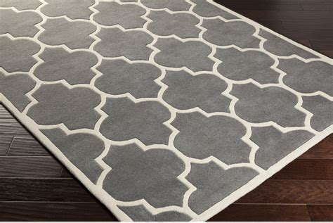 Gray Rug Artistic Weavers Transit Piper Awhe2017 Grey White Area