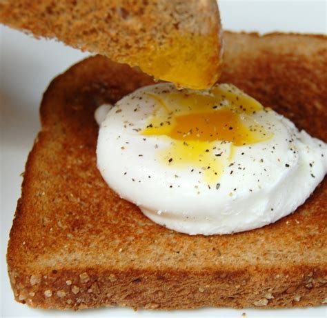How To Toast Bread With A Toaster Poached Eggs On Toast Cooking Mamas