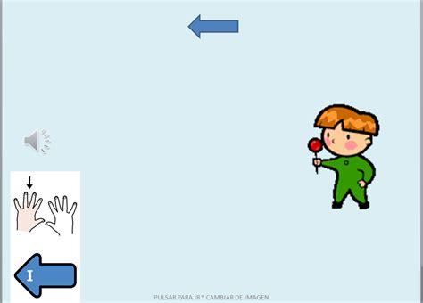 imagenes que se mueven para diapositivas material de isaac para educacion especial las posiones