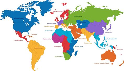 regions world map ap world regions map ap world