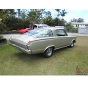 1966 Plymouth Barracuda In Brisbane QLD For Sale