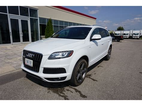 2015 audi q7 for sale 2015 audi q7 for sale in york on serving toronto