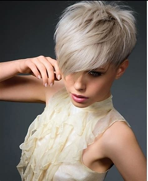 short haircuts long bangs very short haircuts with bangs for women short