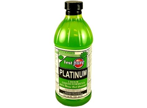 Test Platinum Max Detox by Test Platinum Test Test And Clear