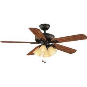 lyndhurst ceiling fan hton bay lyndhurst 52 in indoor rubbed bronze