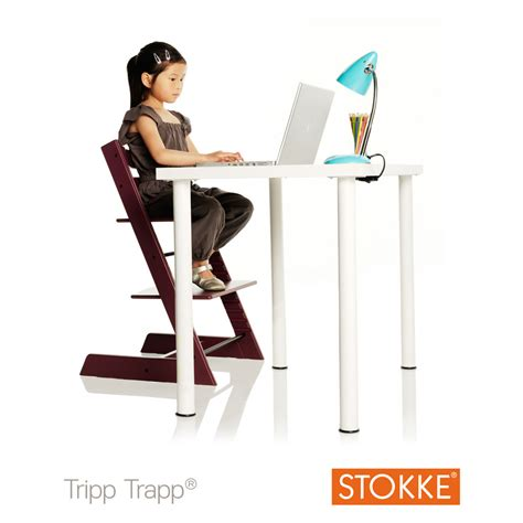 stokke chaise haute chaise haute b 233 b 233 233 volutive tripp trapp blanchi de stokke