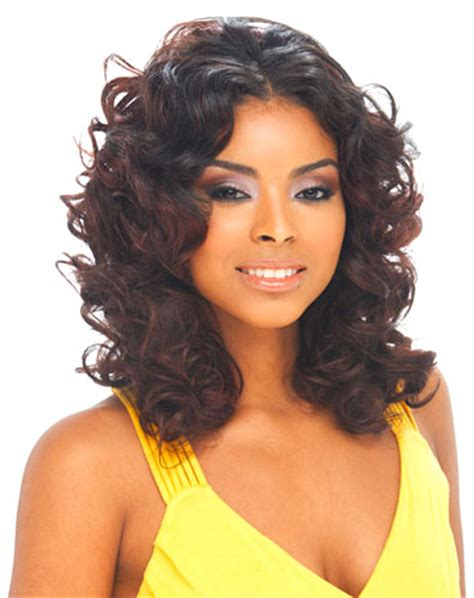 Twist Weave Hairstyles by Weave Hairstyles For Seniors Hairstylegalleries