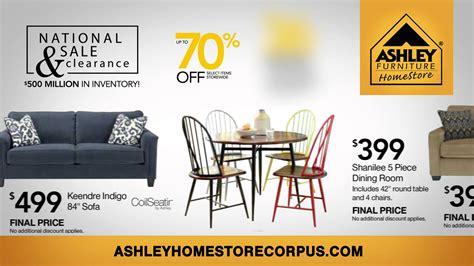 Ashley Furniture Corpus Christi Texas July Pre roll Ad