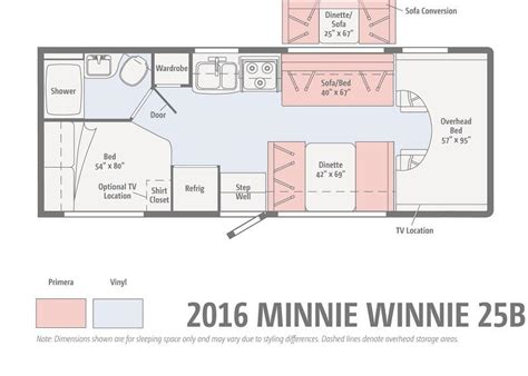 minnie winnie floor plans new and used inventory ca dealer sacramento rv sales c hill