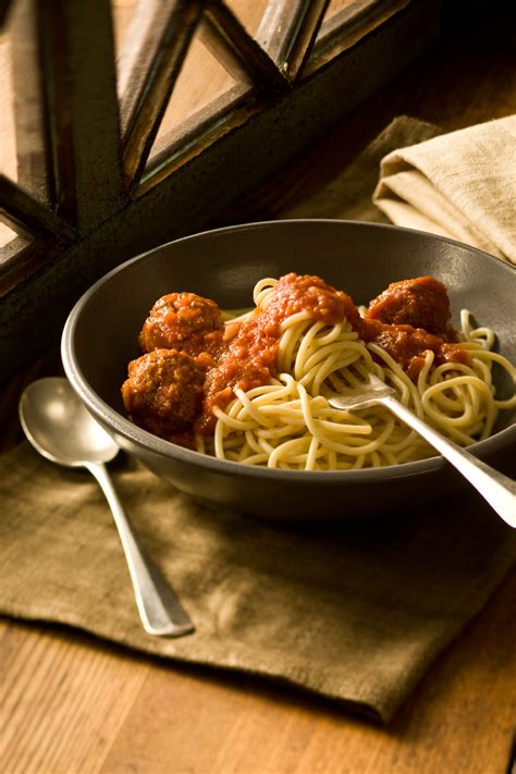Spaghetti Meatballs Two Ways Beginner Expert by Meatballs With Spaghetti Recipe Relish