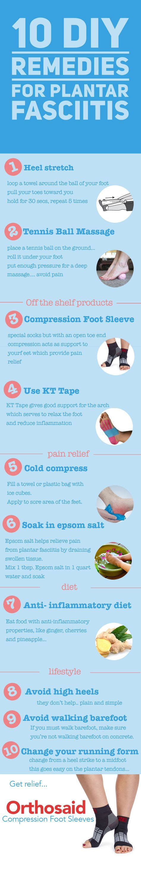 Can Foot Detox Help With Plantar Fasciitis by 1000 Ideas About Plantar Fasciitis Exercises On