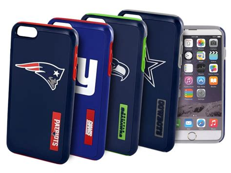 Map Of Nfl Popular Team Iphone 6 6s sport your team colors with these nfl cases for iphone 6 imore