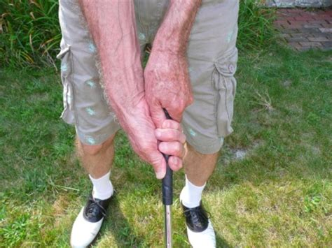 strong golf grip swing how to stop slicing the ball in golf life learning today