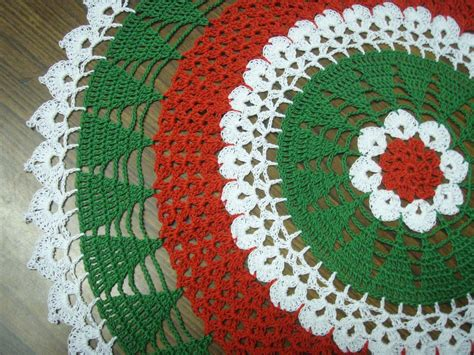 crochet pattern xmas free crochet christmas doily patterns free crochet