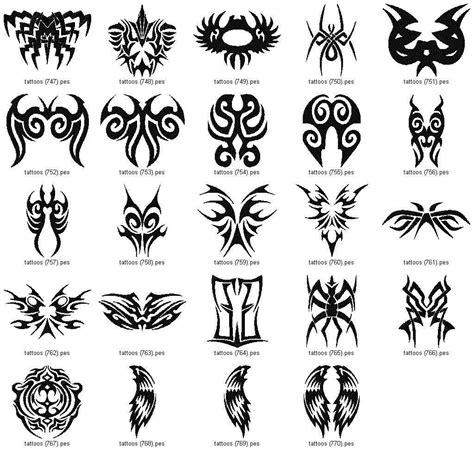 4x4 tattoo designs linaria dalmatica designs abstract collection