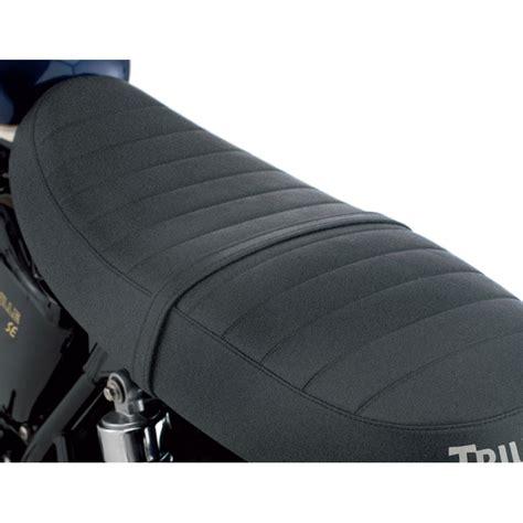 triumph gel seat bonneville triumph bonneville scrambler thruxton gel seat