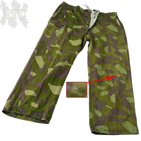 Treillis Militaire Occasion by Pantalon Treillis Finlandais Camouflage M62 Occasion Surplus
