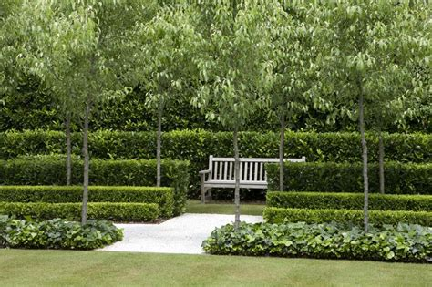 alley garden by fudge landscapes boxwoods classic fudge fab