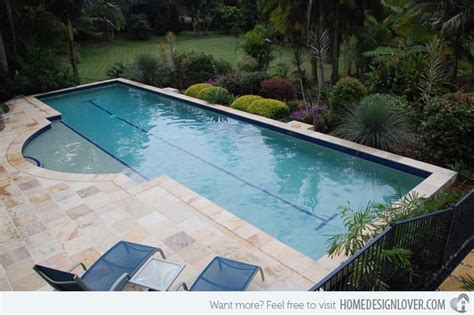 lap pools 15 fascinating lap pool designs home design lover