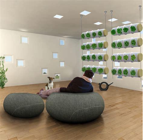 Living Room Herb Garden Hanging Kitchen Herb Garden Doubles As Light Fixture