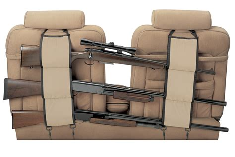 Backseat Gun Rack by Classic Seat Back Gun Rack 15014 Ebay