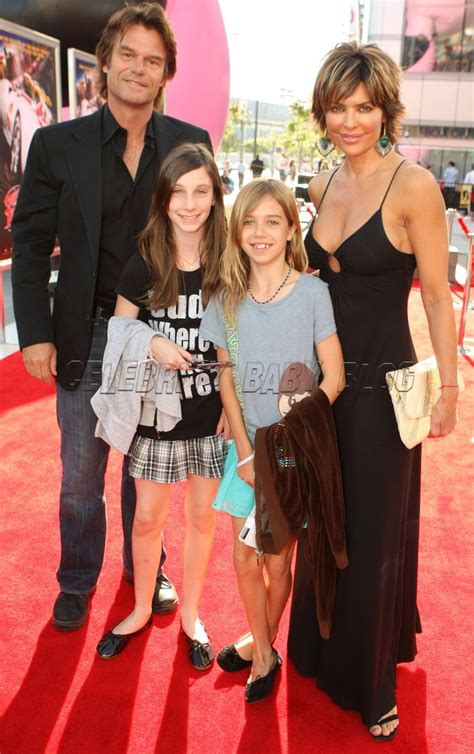 does lisa rinna havd kids rinna hamlin family at speed racer premiere moms