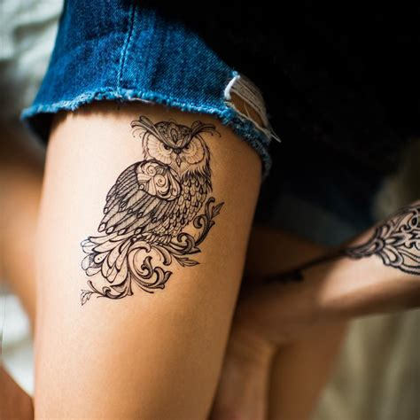 tattoo owl tribal tribal owl tattoo best tattoo ideas gallery