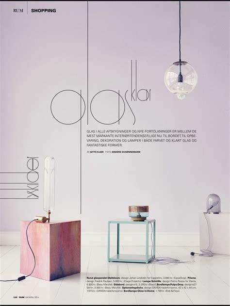 Scandinavian Interior Magazine by Danish Rum Interior Design Styling Magazine Pink
