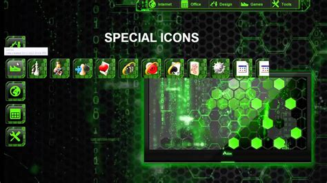 hacker theme download for pc hacker s lair 2 aston desktop theme youtube