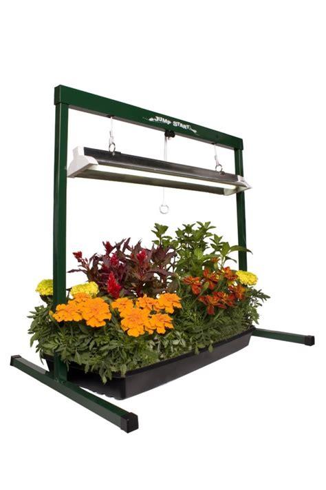 hydrofarm jump start grow light system hydrofarm jsv2 compact grow light system hydroponic