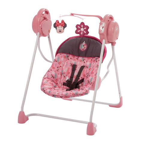 graco minnie swing best baby swings 2017 popsugar moms