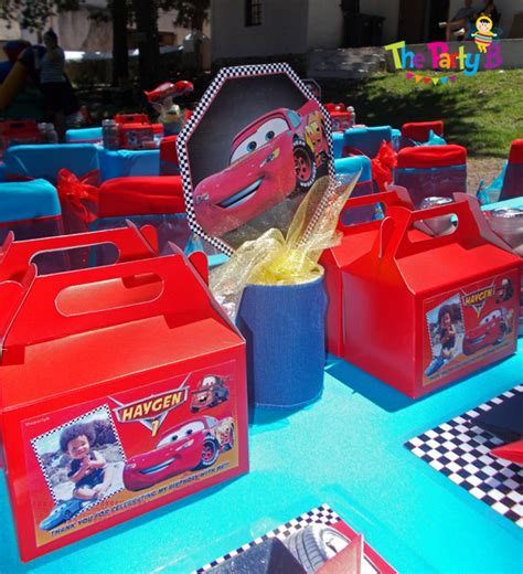 car themed birthday decorations cars themed cape town the b set