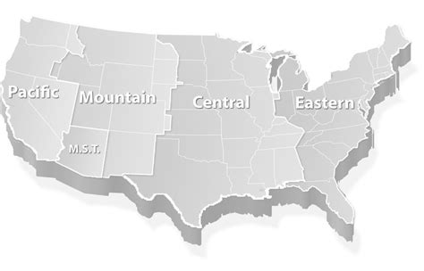 usa time zone map live did anybody really what time it was mackinac center