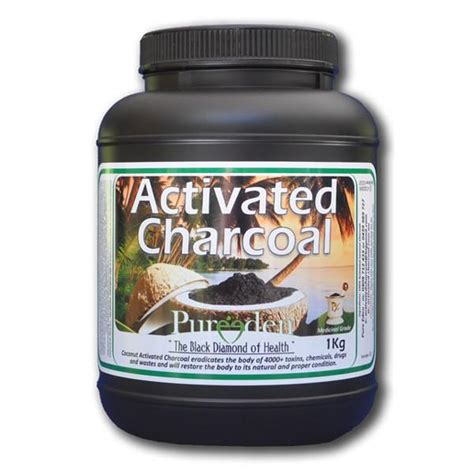 Coconut And Radiation Detox by Activated Charcoal Australia Nourishing Hub