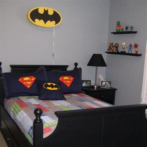 decorar mi cuarto friki decoracion de recamaras para ninos con super heroes 11