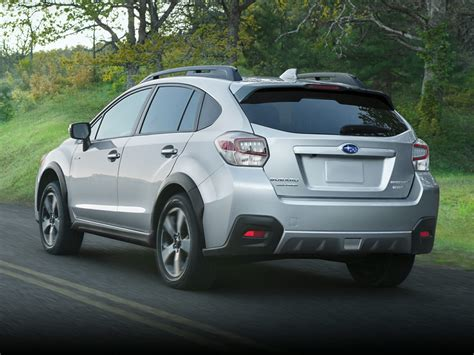 subaru hybrid 2016 2016 subaru crosstrek hybrid price photos reviews