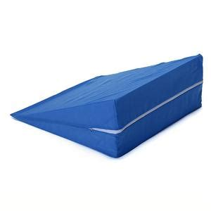 slanted bed pillows pressure relief pillows wedges