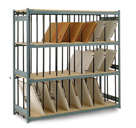 Pallet Rack Vertical Dividers by Industrial Heavy Duty Divider Rack 21 Compartments